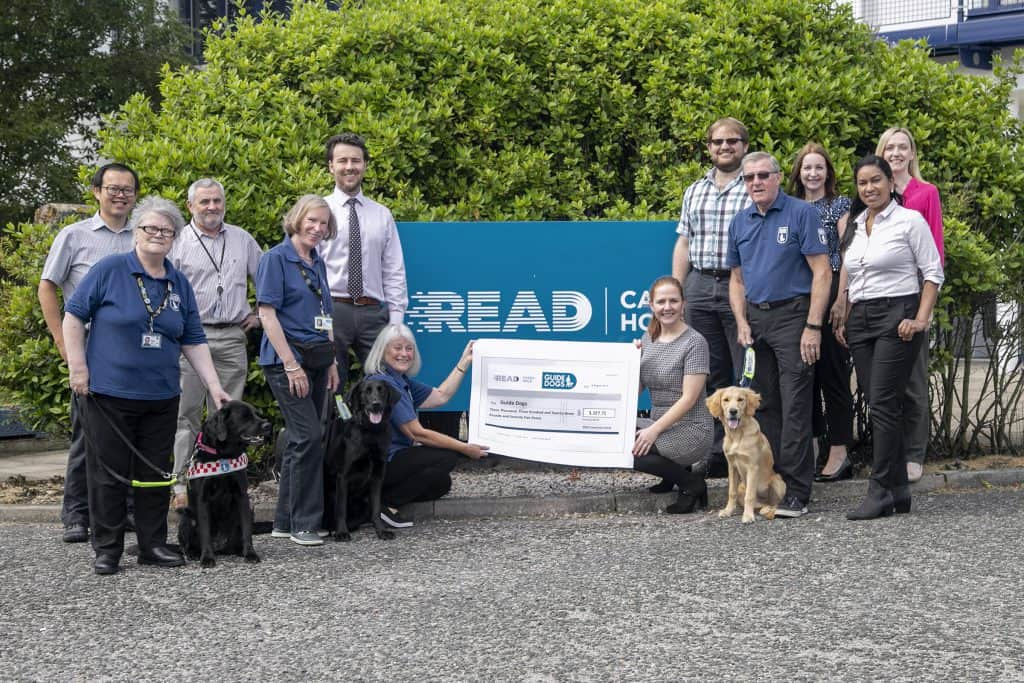 READ Cased Hole Fundraising Guide Dogs