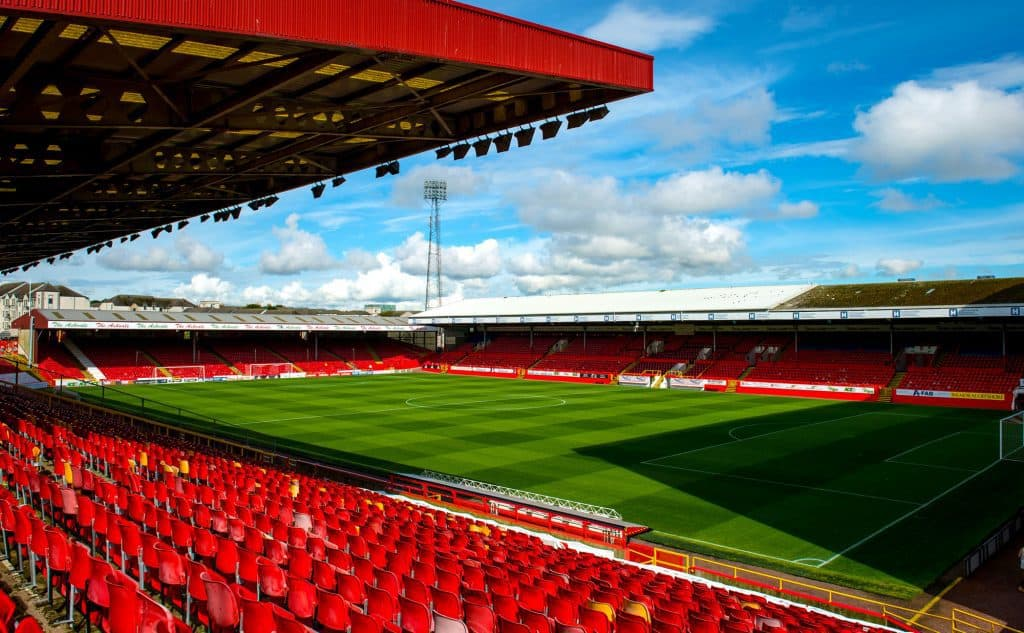Aberdeen Football Club READ Cased Hole