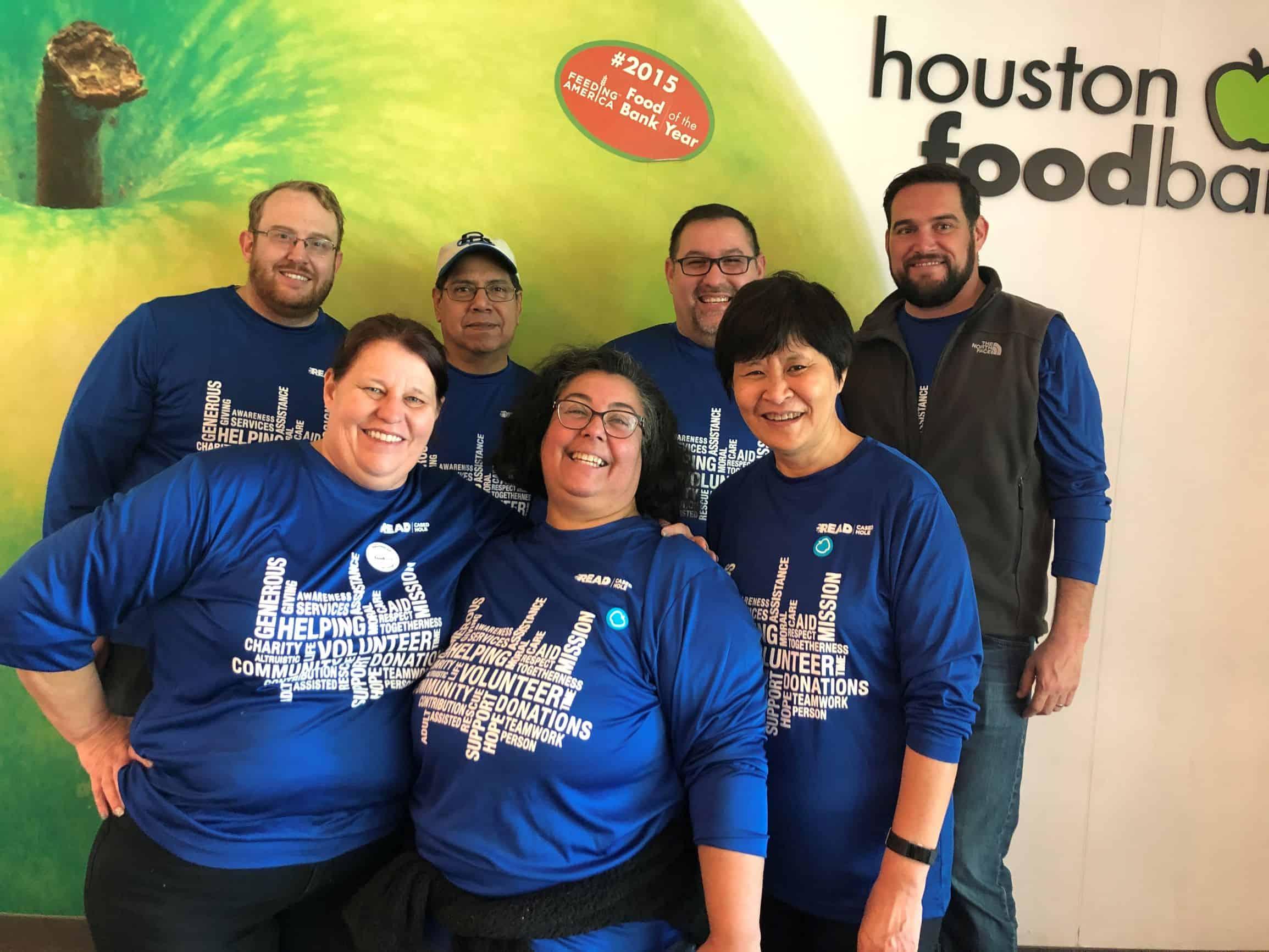 Houston Foodbank READ Cased Hole