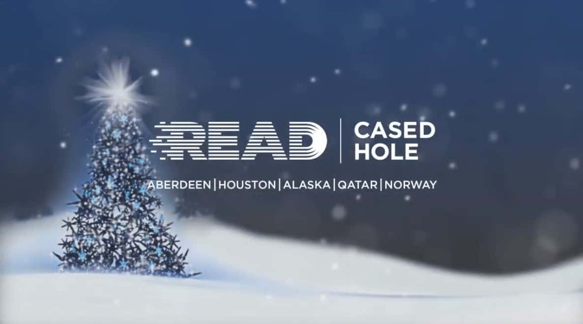 Merry Christmas READ Cased Hole
