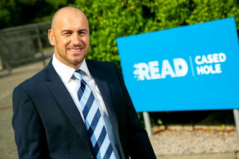 Kevin Giles Managing Director READ Cased Hole